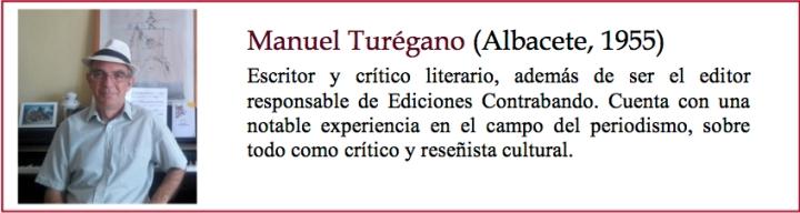 Manuel Turégano bio