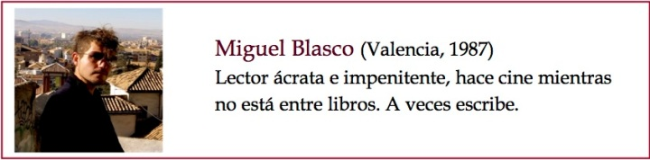 Miguel Blasco bio