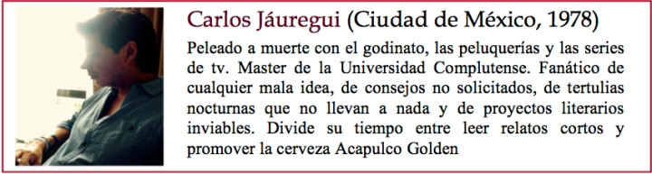 bio Jáuregui