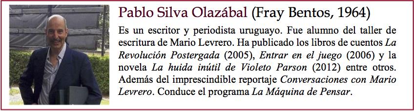 Pablo Silva bio