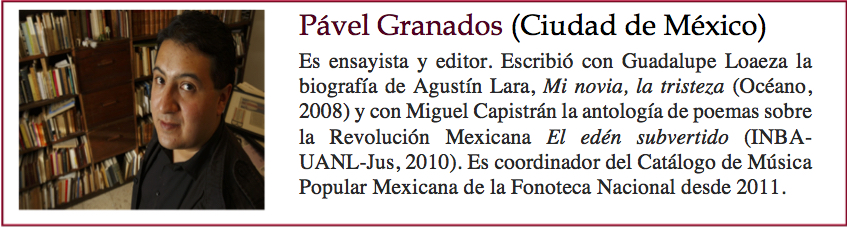 Pavel Granados bio